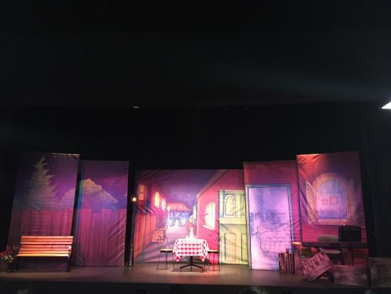 Teatro Sogem Wilberto Canton