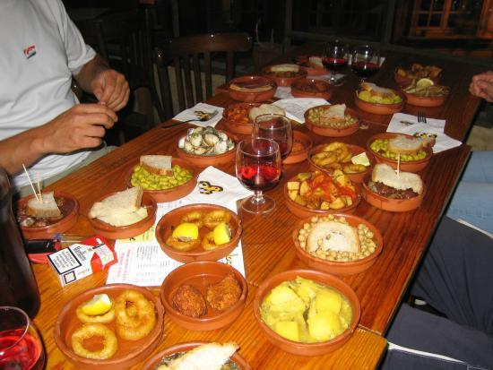 Tapalocas : dinner
