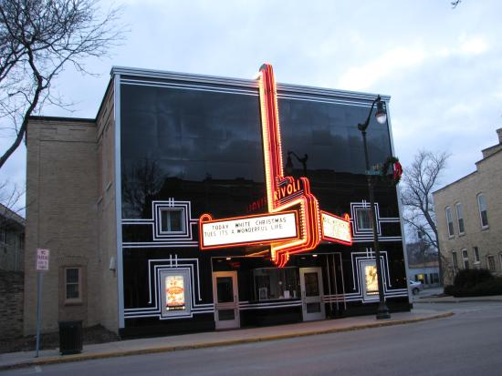 ‪The Rivoli Theatre‬