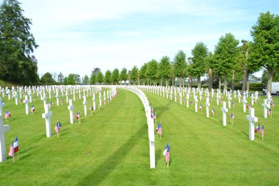 Cimetiere Americain Aisne-Marne