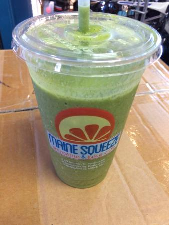 Maine Squeeze Juice Cafe