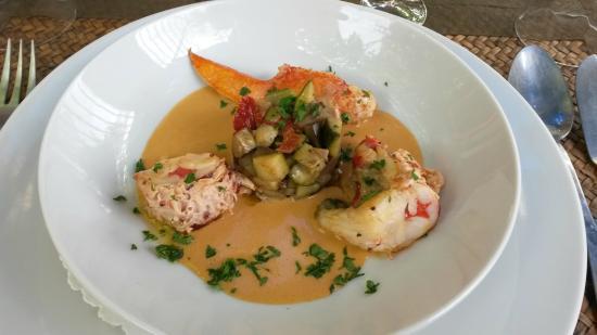 La Porte Verte : homard