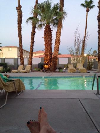 "Lido Palms Resort and Spa: All I can say is ""Ahhhhhhhhh"". I'm so relaxed and full of peace I'm like a wet noodle! We came h"