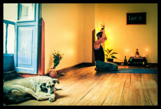 Yoga Room Cusco