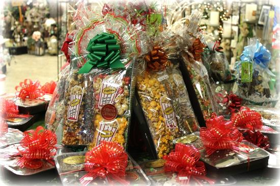 Christmas Gift Baskets make a great gift for employees . We do lots ...