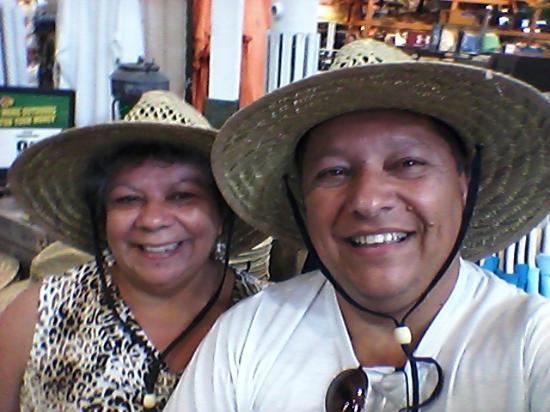 Bass Pro Shops: Eu e Norma