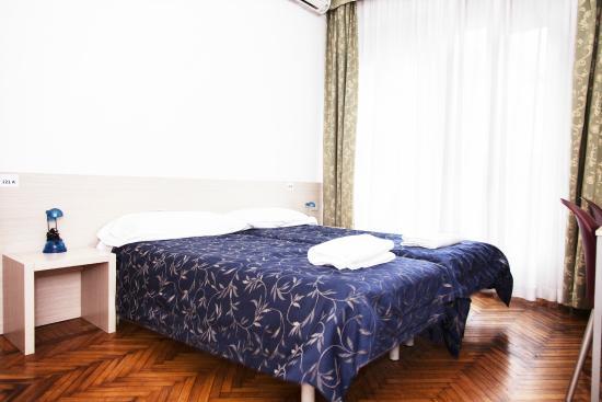 Ciao Hostel: Room