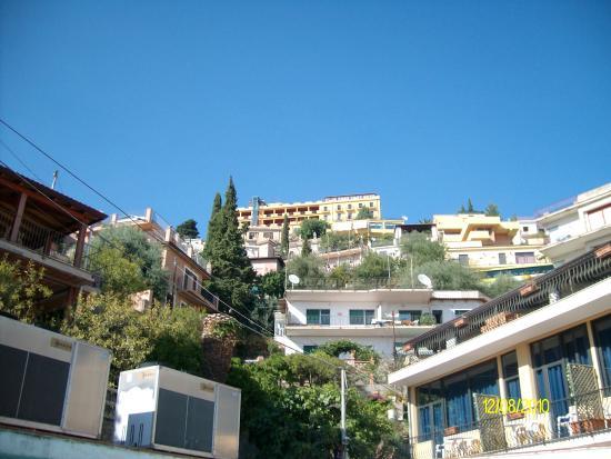 Hotel Villa Kristina: Alrededores