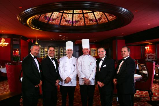 Michael's Gourmet Room: Michael's Staff