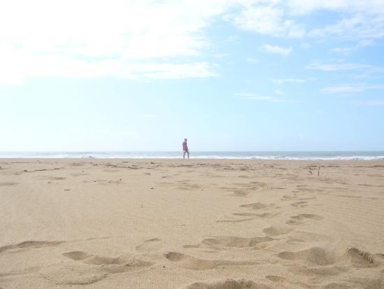 Mtunzini, แอฟริกาใต้: beach 2
