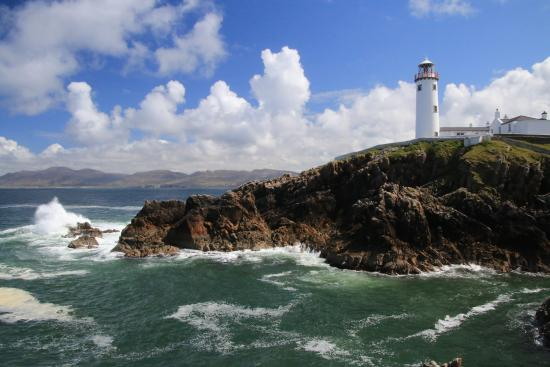 Frewin House: Wild Atlantic way