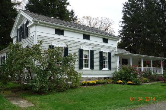 Slaterville Springs, État de New York : Mary Hunt House B&B