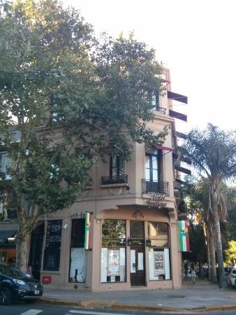 Palermo Soho Loft: El hotel