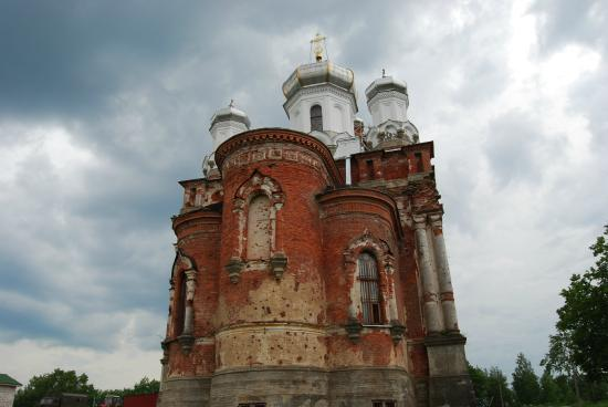 Temple of the Holy Martyr Queen Aleksandra