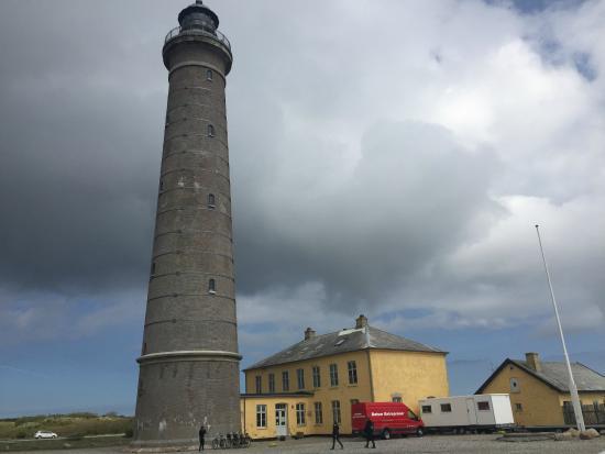 Hotel Skibssmedien Skagen : Skagen lighthouse