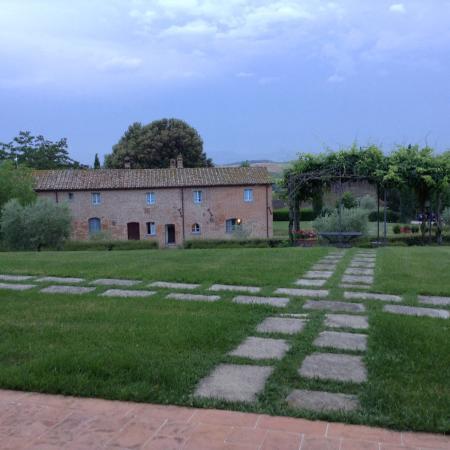 Via Della Stella: View to some of the apartments