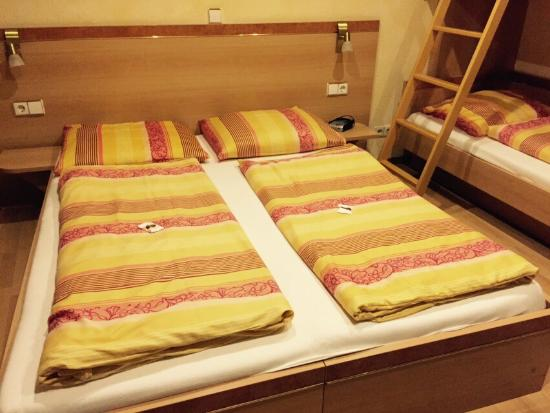 Hotel Kosel: Clean rooms close to Europa park