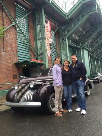 Antique Limousine - Boston Tours : Great tour of Boston
