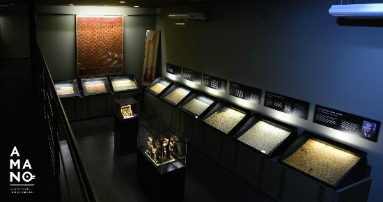 Museo Amano: Yoshitaro Amano room