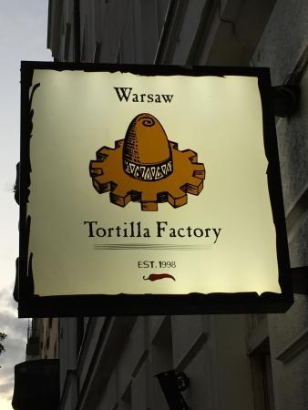 Warsaw tortilla factory
