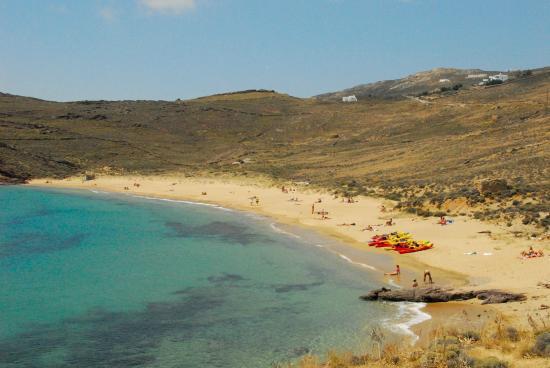 Agios Sostis - Picture of Agios Sostis Beach, Agios Sostis ...