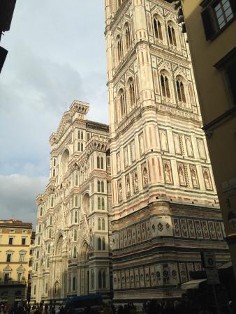 Hotel Bigallo: Proximidades do hotel