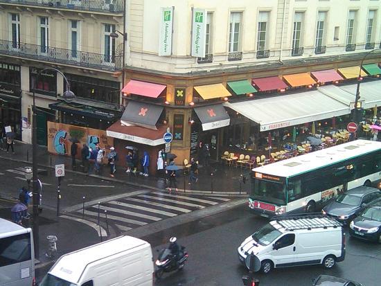 Restaurante De Enfrente Al Hotel Picture Of Hotel Paris