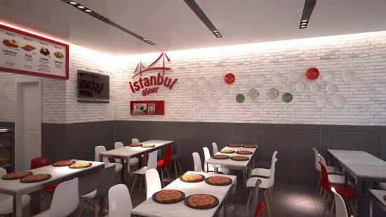 Istanbul - Kebab & Pizza