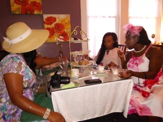 Royal Tea Room Photo