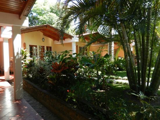Hotel Dos Mundos: Gardens