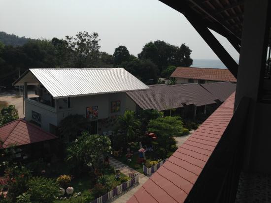 Nadapa Resort Koh Tao: view