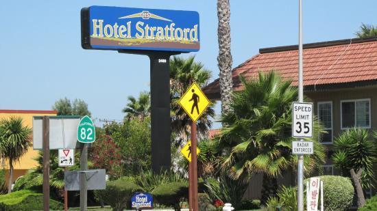 Hotel Stratford Santa Clara