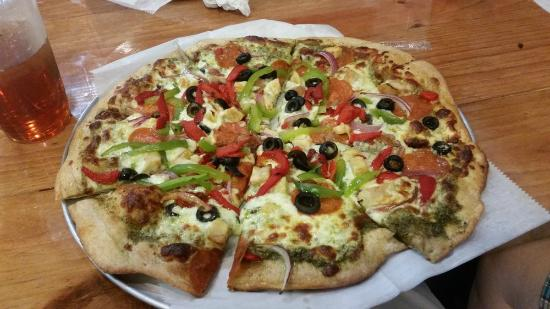 Pie-o-neer Pizza Bar