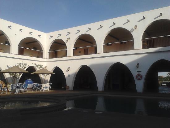 Hotel Hacienda Bugambilias : Descanso placentero