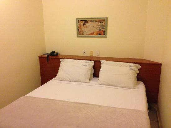 Hotel Araguaia: Quarto
