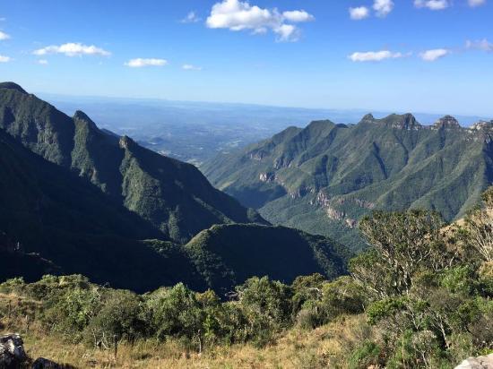Fazenda Santa Rita Turismo Rural: Serra do Rio do Rastro