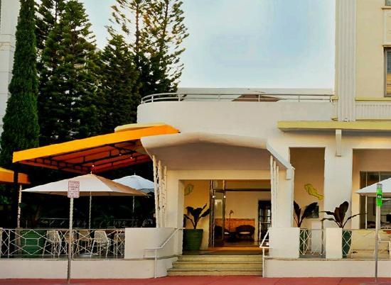 The Stiles Hotel South Beach Vista Del Desde La Vereda Fe