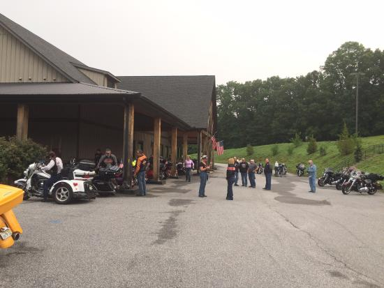 Copperhead Lodge: Lodge