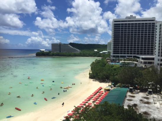 Outrigger Guam Beach Resort Amazing Views
