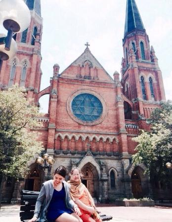 Ste. Anne de Detroit Church: Beautiful church