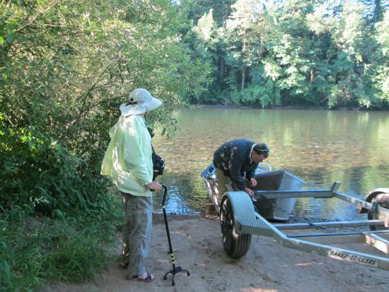Helfrich River Adventures: Preparing for the trip