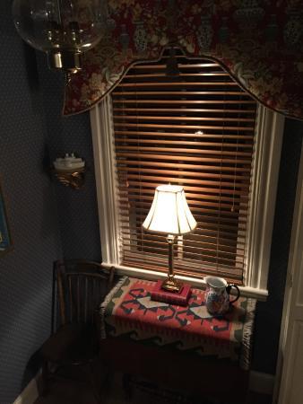 Flag House Inn: Hallway