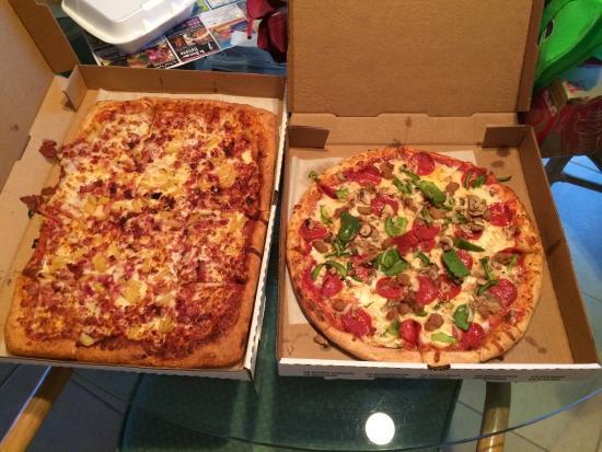 Original Pizza: Excellent Pizzas w/ excellent crust