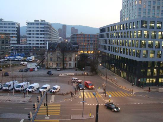 Ibis Budget Zurich City West Vista Do Hotel