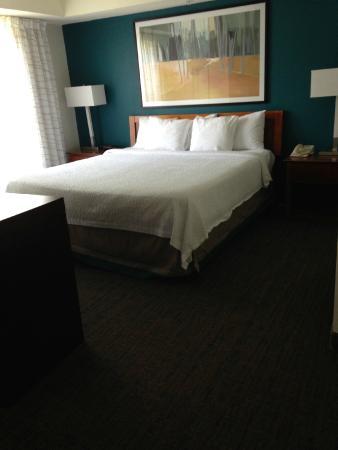 Residence Inn Charlotte Piper Glen : 1 bedroom suite