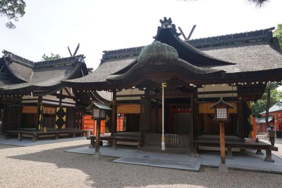 Sumiyoshi Taisha Shrine: photo6.jpg