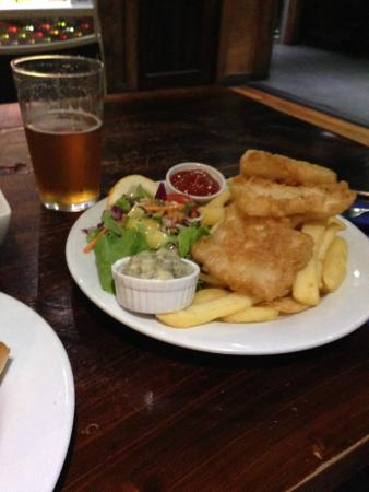 The Whaler : Fish & Chips