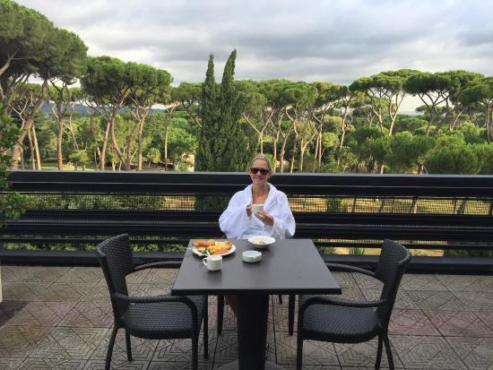 HUGE private terrace , ローマ、NHコレクション ローマ ヴィッ