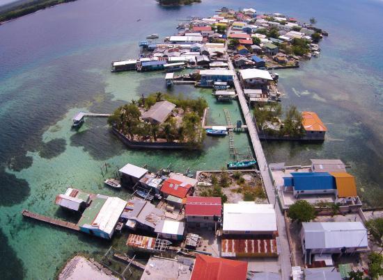 Utila Cays: The Cays