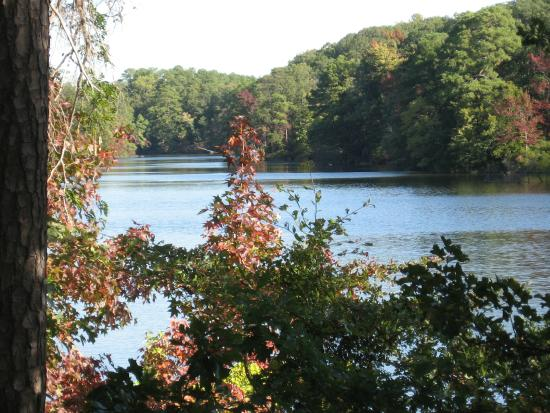 Newport News, Wirginia: Along the trail